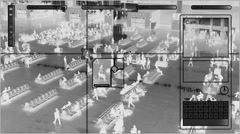 Surveilance Stock Footage