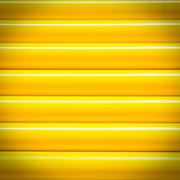 texture yellow iron pipe with vignetting added. - stock photo