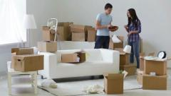 Move-ins Stock Footage