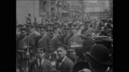 Funeral of Hiram Cronk (1905) (I) Stock Footage