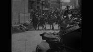 Funeral of Hiram Cronk (1905) (II) Stock Footage