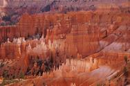 Stock Photo of delicate sandstone pinnacles