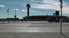 Stockholm Arlanda International Airport 1 Stock Footage