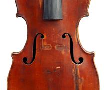 fiddle - stock photo