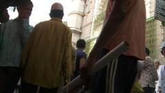Ajmer Sharif Stock Footage
