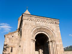 Tatev monastery in armenia Stock Photos