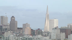 San Francisco Day Time-Lapse - stock footage