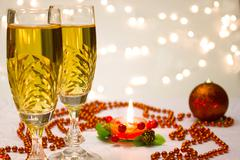 Stock Photo of New Year decoration