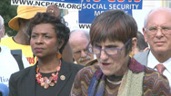 Stock Video Footage of Congresswoman DeLauro