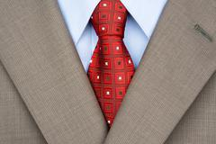 Stock Photo of business suit