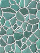 Stock Illustration of marble mosaic texture