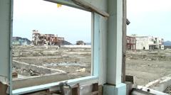 Japan Tsunami of 3-11 2011 Stock Footage