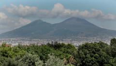 5of5 Italy, Italia, Naples, Napoli travel, people and city Stock Footage