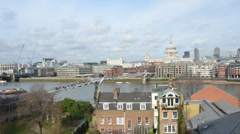 Time Lapse London Stock Footage