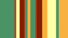 Color Stripes 2 - Moving Colorful Stripes Video Background Loop Stock Footage