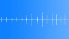 Metal button switch Sound Effect