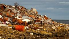 Waste, Garbage Stock Footage