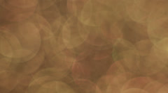 Golden brown abstract background Stock Footage