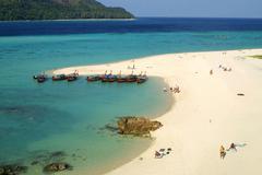 Koh Lipe island in Andaman sea, Thailand Stock Photos