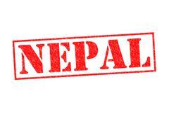 NEPAL Stock Illustration