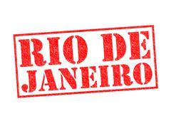 RIO DE JANEIRO - stock illustration