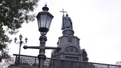 St Volodymyr Stock Footage