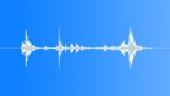 PaperBox Slide Stop 02 - sound effect