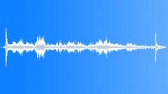 PaperBox Slide Stop 05 Sound Effect