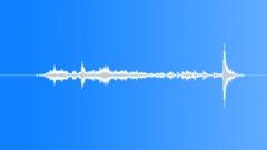 PaperBox Slide Stop 06 Sound Effect