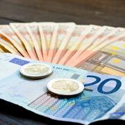 euro, money - stock photo