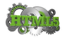 html 5 - stock illustration