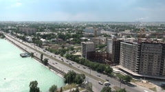 Almaty, Kazakhstan Stock Footage