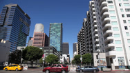 Stock Video Footage of Los Angeles Downtown