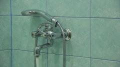 Plumbing. - stock footage