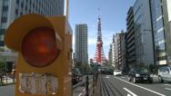 Stock Video Footage of Tokyo Tower