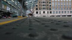 DLR Platform 2 Stock Footage