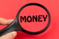 Stock Illustration of money concept
