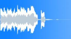 Scifi advance ding - sound effect
