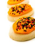 sugar cookies - stock photo