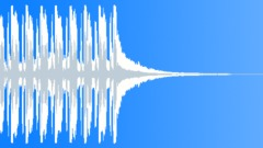 Stinger Logo Ident Jingle 021 atmospheric house - stock music