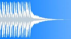 Stinger Logo Ident Jingle 025 positive house - stock music