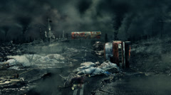 Apocalypse HD - stock footage