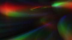 Prismatic background Stock Footage