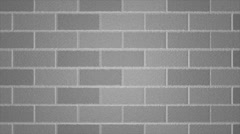 Bricks Compositing Element Stock Footage