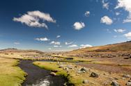Stock Photo of cotopaxi national park