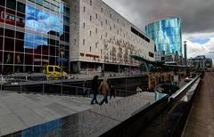 Rotterdam Buildings Stock Photos