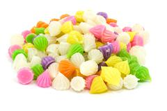 aalaw, thai candy - stock photo