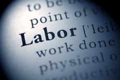 labor - stock photo