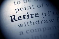 Retire Stock Photos