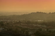 Stock Video Footage of Bergamo Time Lapse 6K